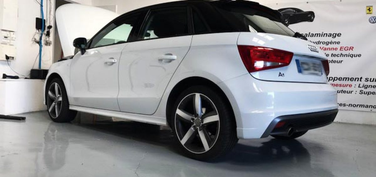 reprogrammation moteur bourg achard audi a1 1 6 tdi 90cv digiservices. Black Bedroom Furniture Sets. Home Design Ideas