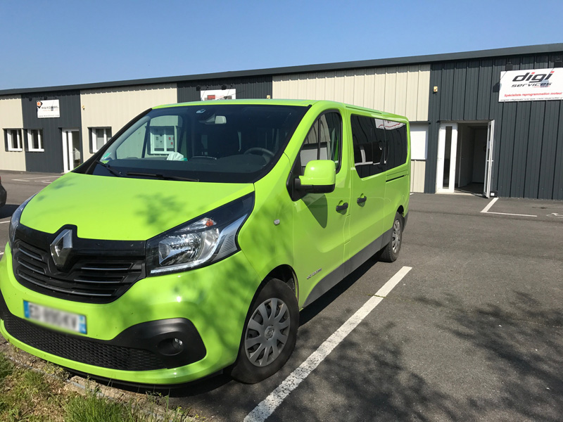 reprogrammation moteur rouen renault trafic 2017 dci 125. Black Bedroom Furniture Sets. Home Design Ideas