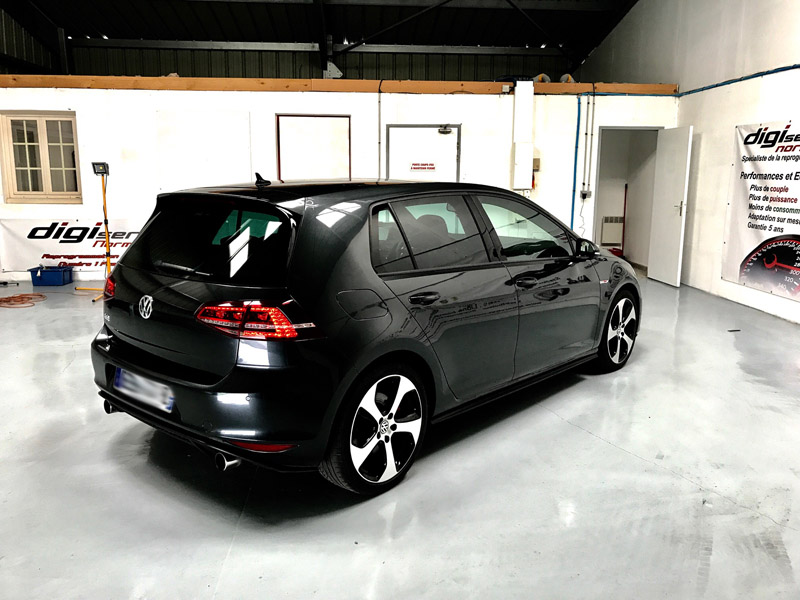 reprogrammation moteur rouen vw golf 7 gti 2 0tsi 220. Black Bedroom Furniture Sets. Home Design Ideas