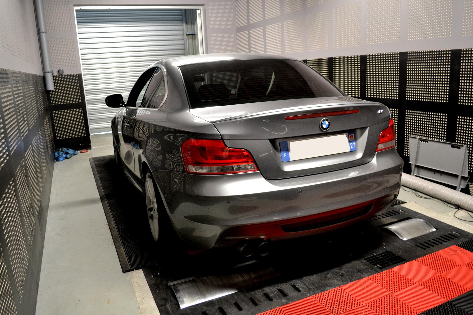 BMW 135i N55