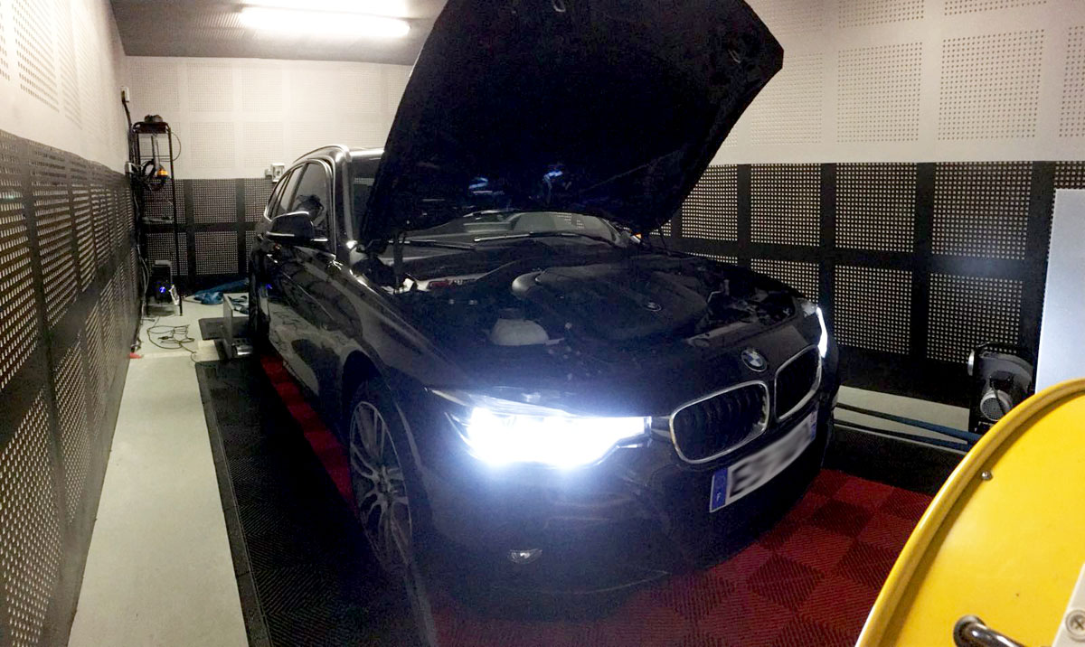 Reprogrammation BMW 330d F30
