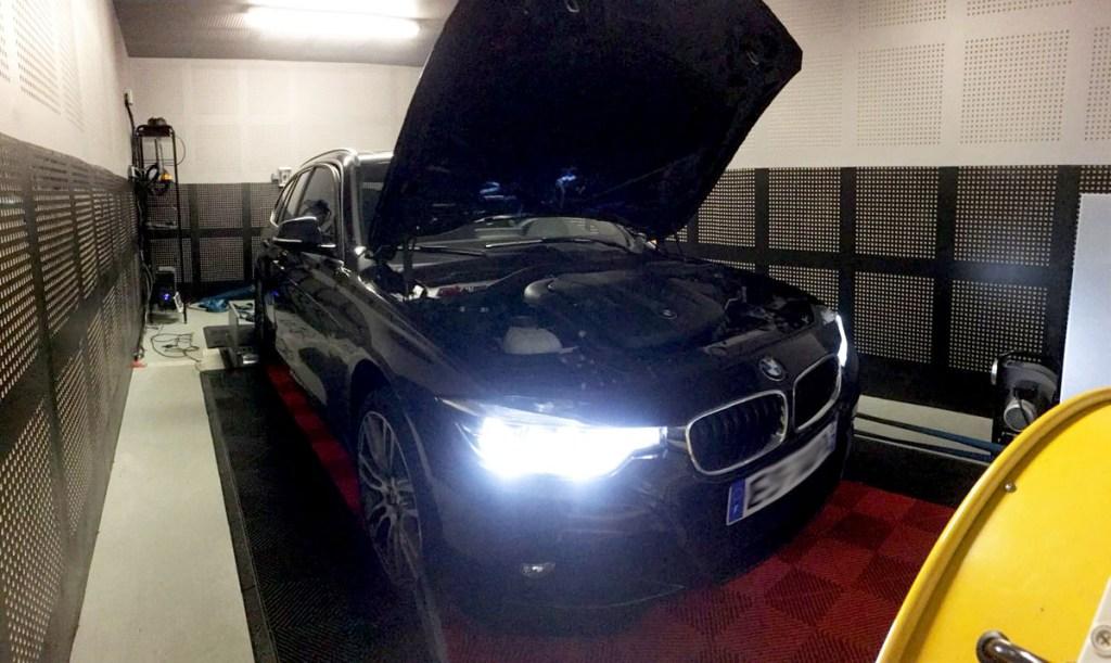 Reprogrammation BMW 330d F30