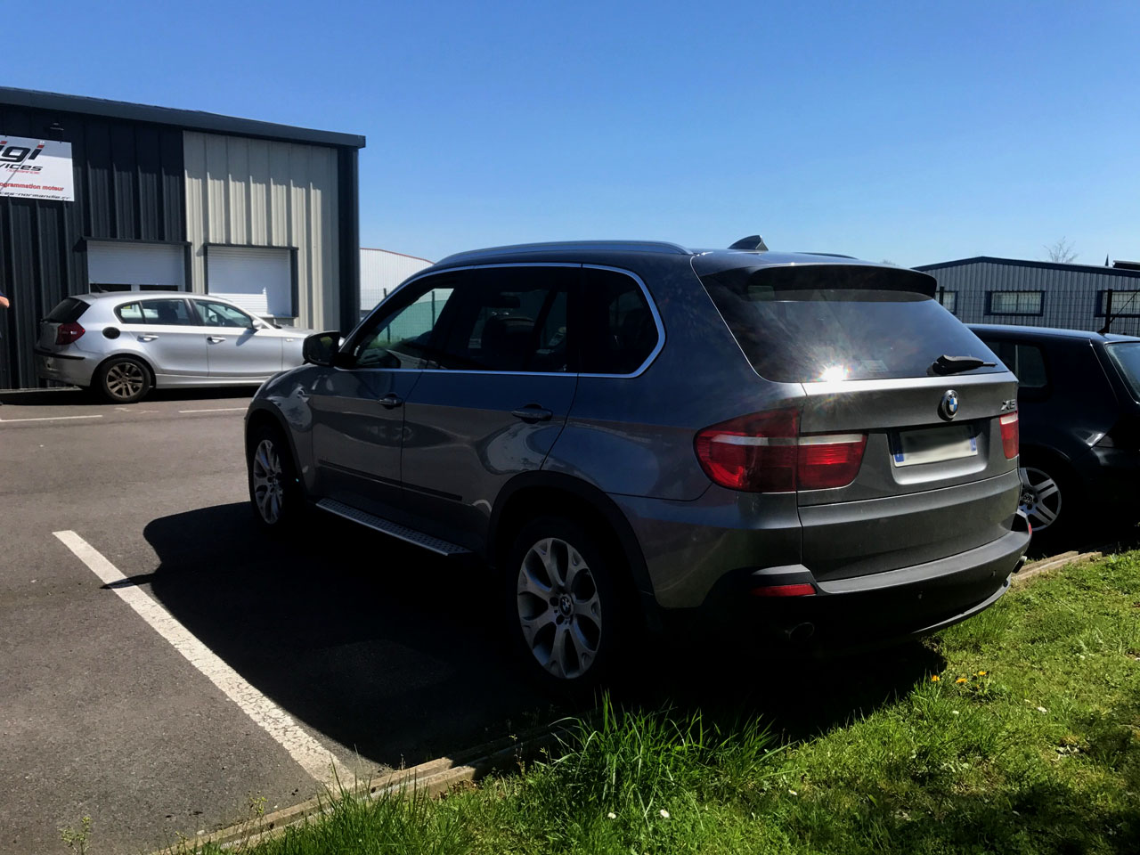 Reprogrammation BMW X5 3.0sd 286cv à 330cv - Digiservices Rouen Normandie