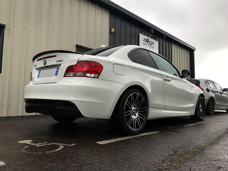 Reprogrammation BMW 135i M-Performances E87 de 326cv à 361cv - Rouen
