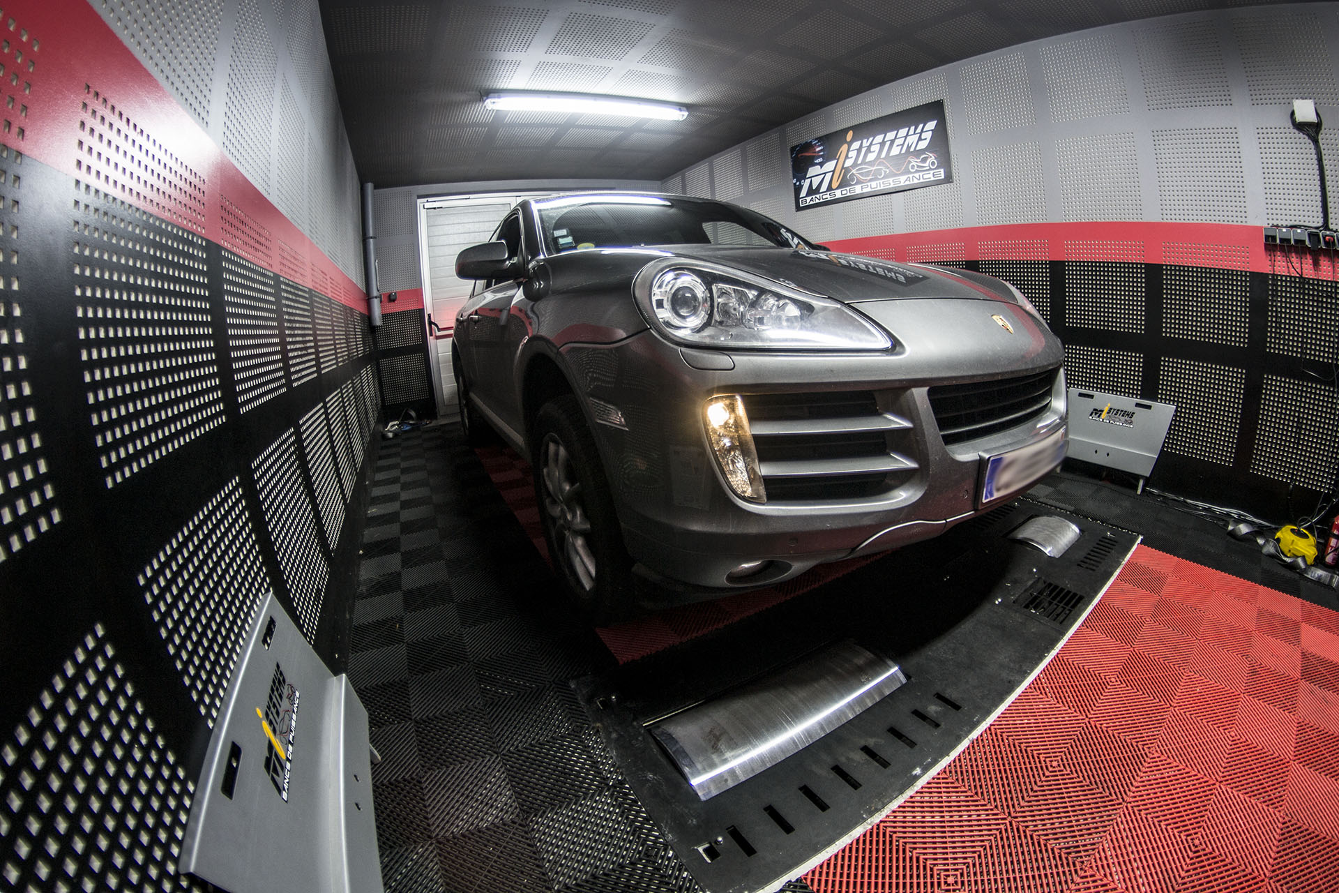 Conversion FlexFuel Ethanol Porsche Cayenne S 4.6i 385cv V8