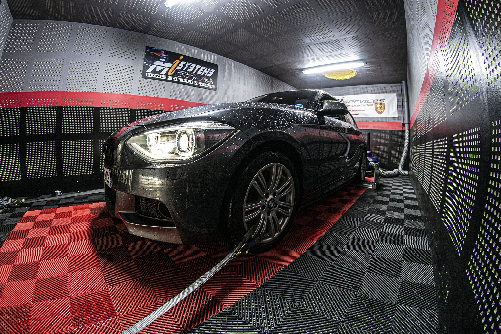 Reprogrammation BMW 116i F20