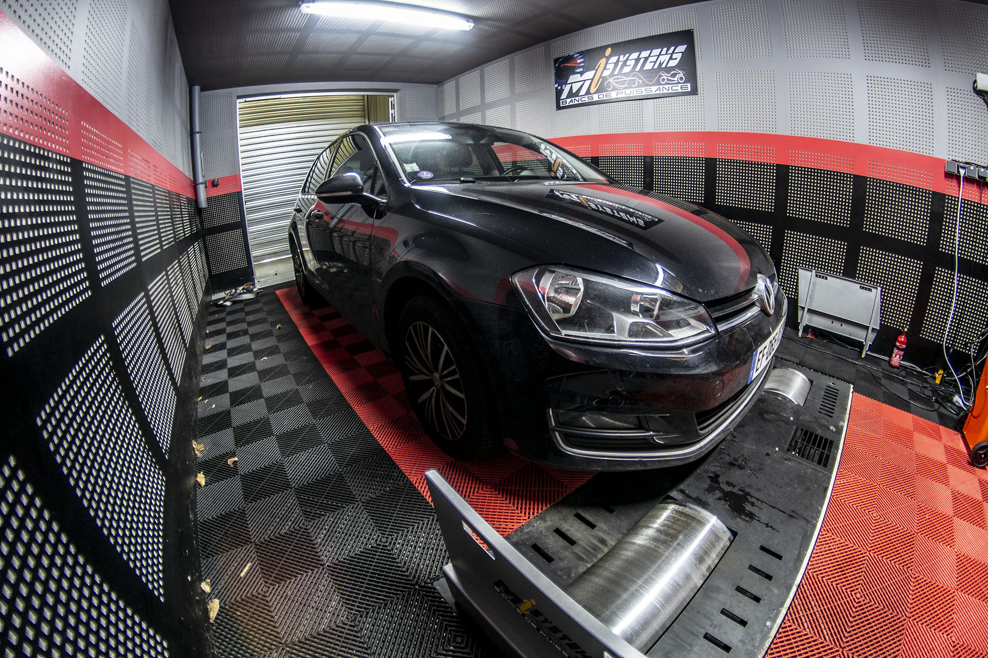 Conversion Ethanol Golf 7 1.4 TSI