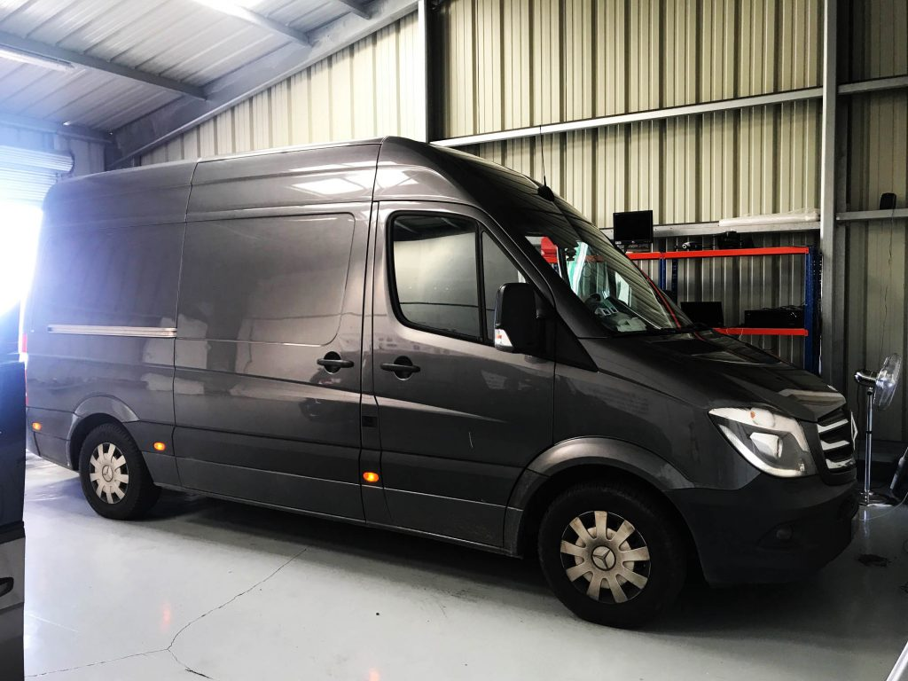 Reprogrammation Mercedes Sprinter 313 CDI